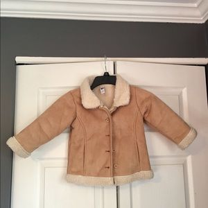 Other - Baby Gap Sherpa Jacket - for a boy or girl!